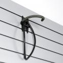 Single Bike Hook For Slatwall Or Wire Mesh Panels