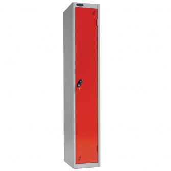 Single Door Lockers 460mm Deep