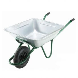 Smithfield Heavy Duty Galvanised Wheelbarrow 175 Litre