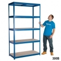 Special Offer 300kg Shelving Bay