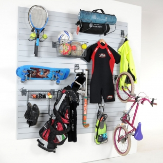Sports Wall Rack Kit