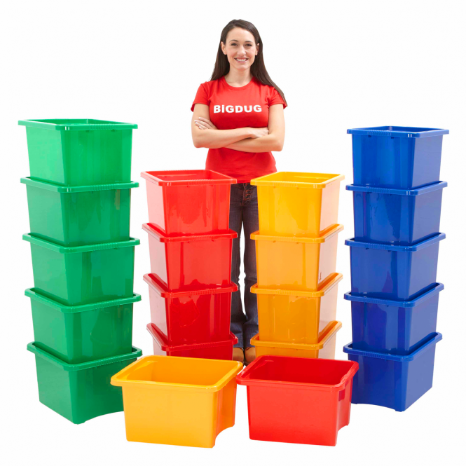 Stack & Store Boxes