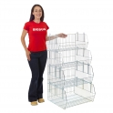 Stacking Display Baskets