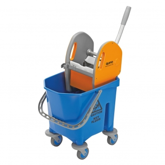 StanKraft Mobile Cleaning Bucket With Wringer