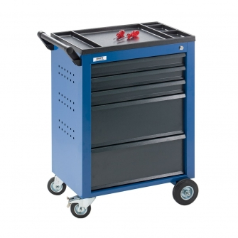 StanKraft Tool Trolley with 5 Drawers