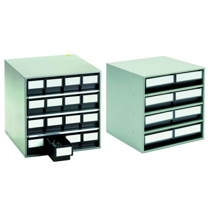 Steel Anti Static Parts Storage Cabinets