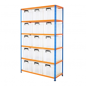 Storage Kits with 36 Litre Allstore Boxes