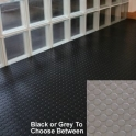 Studded Rubber Flooring
