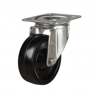 Temperature Resistant 31 Series Castors With Phenolic Wheels