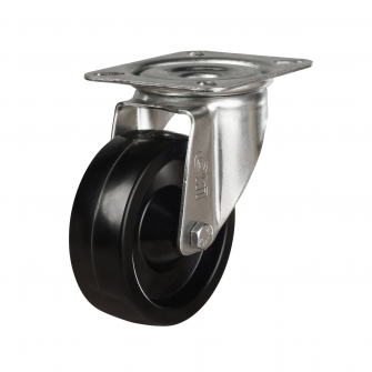 Temperature Resistant 31 Series Castors With Phenolic Wheels