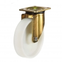 Top Plate 45 Series Castors With Nylon Wheels
