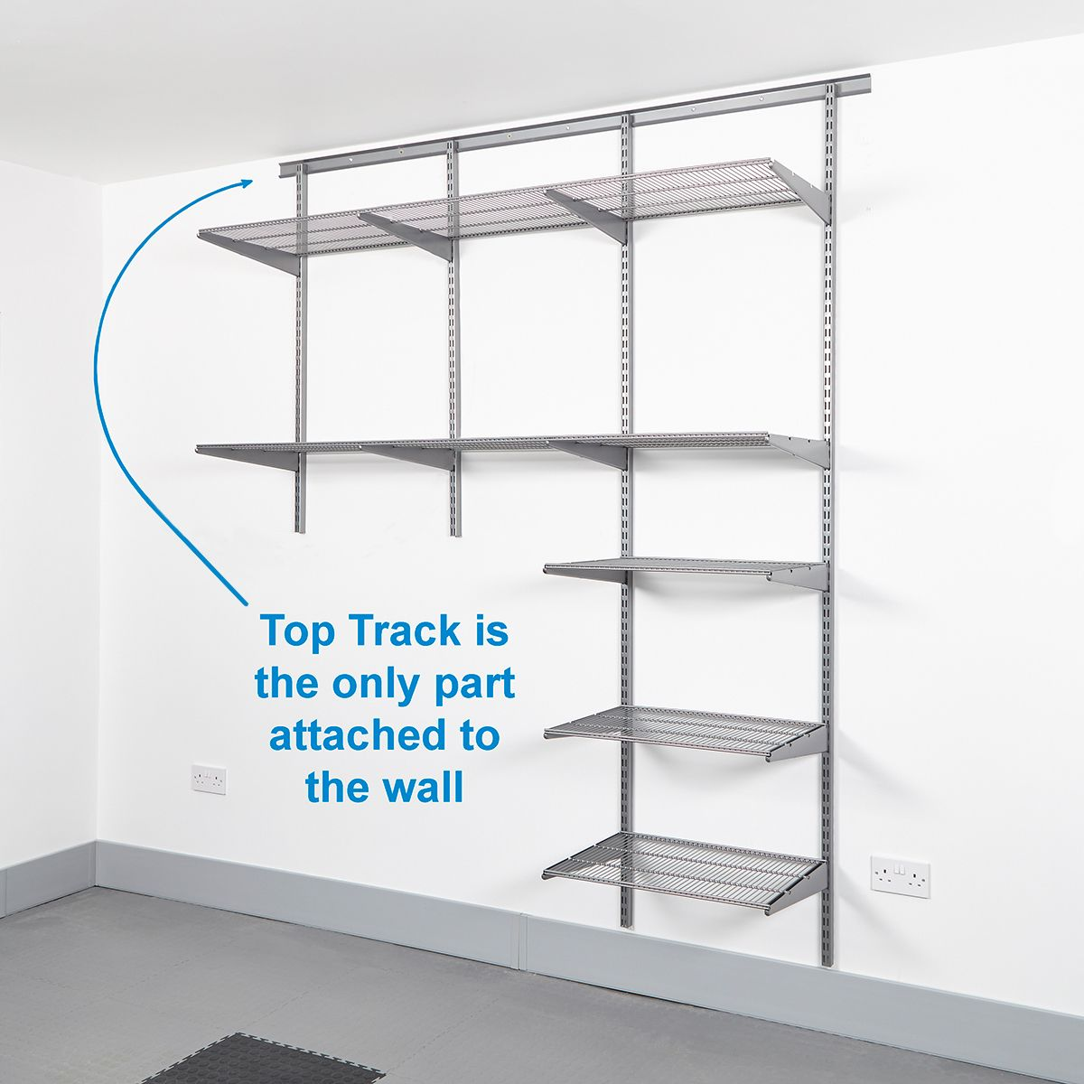 Pin Wall Mounted Shelving Kids Wall Shelving Ideas Wall Shelving Unit ...