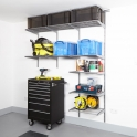 Top Track Wall Mounted Shelving Kits