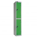 Two Door Lockers 305mm Deep
