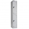 Two Door Lockers 460mm Deep