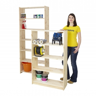 Value Pine Bookcases