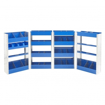 Van Racking Kits 650mm Wide