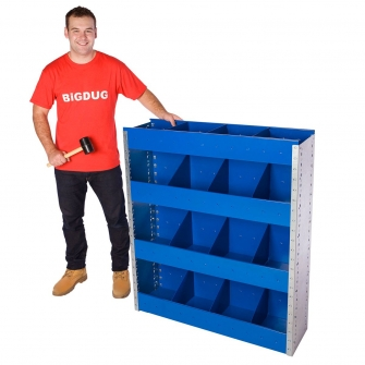 Van Racking Kits 970mm Wide