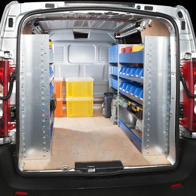 Van Racking Wheel Arch Mega Deals