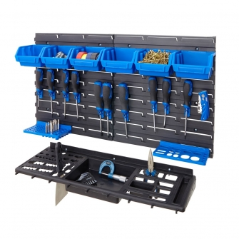 Wall Mounted Tool Rack