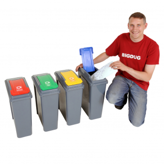 Wham Recycling Bins 25 Litre