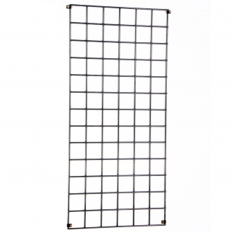 Wire Mesh Grid rack panel 1220mm x 610mm