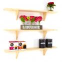 Wooden Shelf Kits