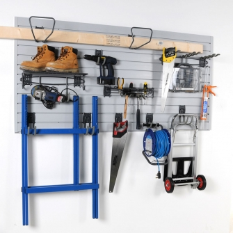 Workshop Wall Rack Kit