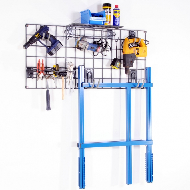 Workshop Wire Mesh Rack Kit